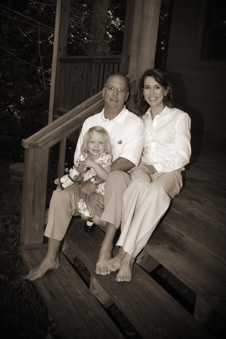 Robert, Clare and Me---September 2008