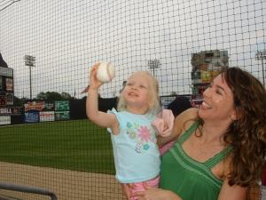"""""""Mine Baseball!"""""""