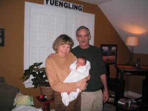 My Mother, Clare and Uncle Ray