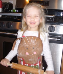 My Little Baking Assistant